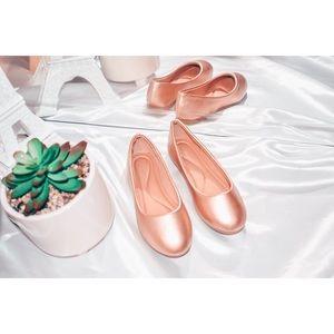 BELLE FLATS - ROSE GOLD